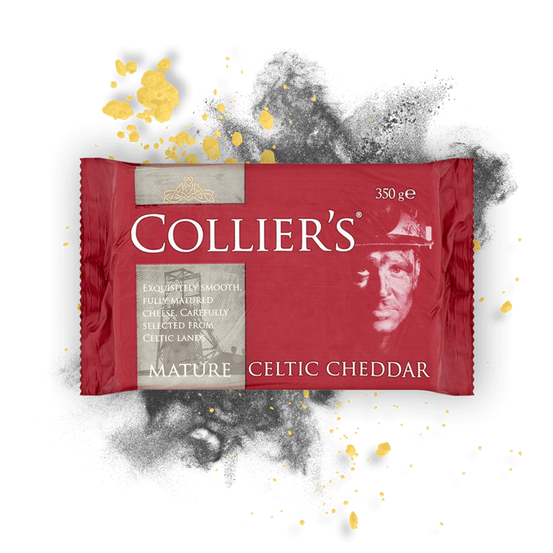Colliers Cheese Collier's Celtic